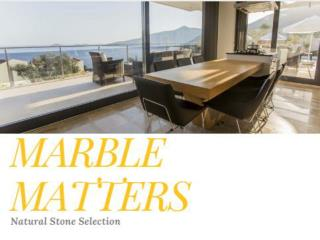 Marble Matters - Natural Stone Slection