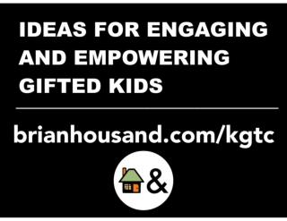PARENT GUIDE TO EMPOWER AND ENGAGING GIFTED KIDS WITH TECHNOLOGY