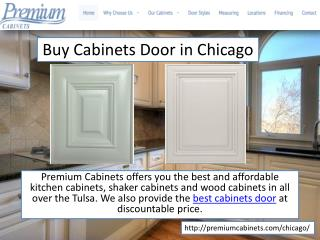 Discount Cabinets Chicago