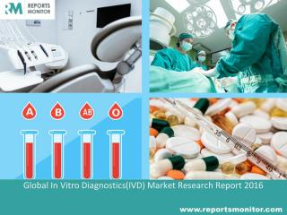 Global In Vitro Diagnostics(IVD) Market Research Trending in Southeast Asia