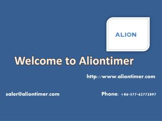 Aliontimer Safe Trading Programmable Time Switch