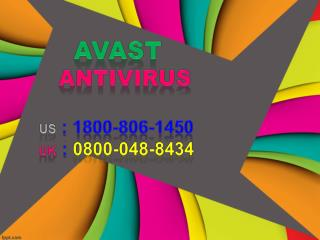 Convinced Now! Approach Avast Antivirus Tech Support Phone Number 800-048-8434