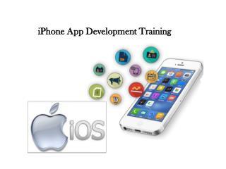 Iphone App Development Training In Jaipur