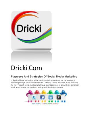 Dricki.Com Digital Marketing Agency
