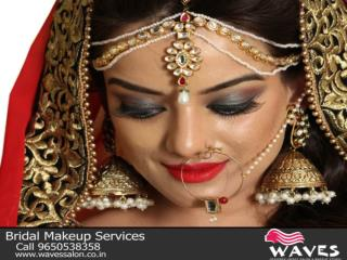 Best bridal makeup services and packages in Noida at very affordable costs.