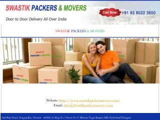 Packers Movers Vellore