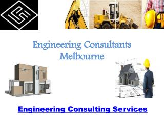 Engineering consultants Melbourne
