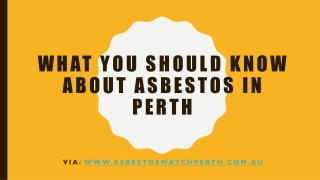 Asbestos Material Removal Fast Guide