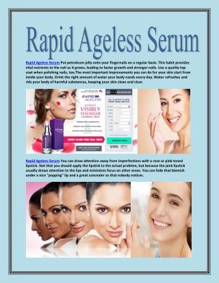 http://www.supplements4news.com/rapid-ageless-serum/