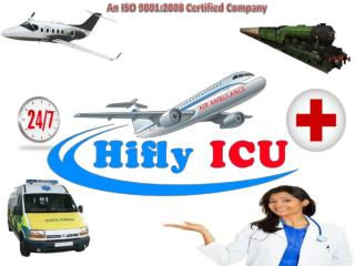 Now Reliable Air Ambulance Services in Bangalore and Chennai is Available