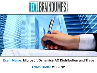 How Can I Pass Microsoft MB6-892 Certification Exam