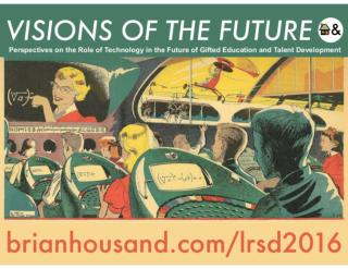 VISIONS OF THE FUTURE Little Rock 2016