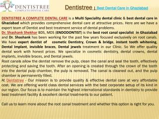 Dentistree | Best Dental Care in Ghaziabad