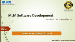 MLM software provider in India
