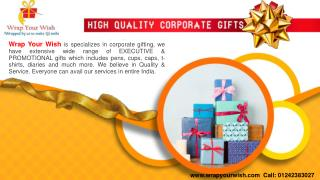 Personalized Gifting in Delhi & Corporate Promotional Gifts for employees in Noida Gurgaon