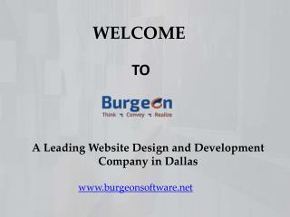 Website Design Company In Dallas