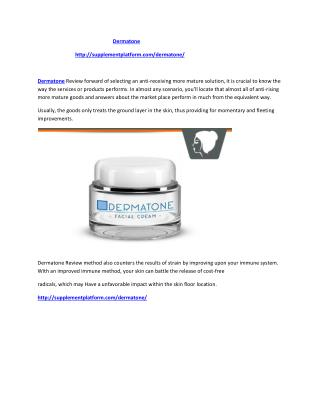 http://supplementplatform.com/dermatone/
