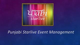 Wedding Birthday and Corporate Event Management Company