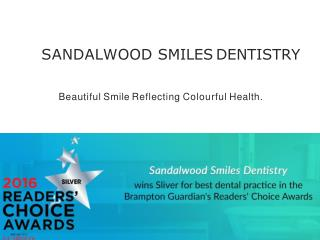 Dental Care Brampton