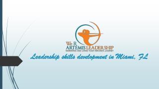 Leadership skills development in miami, fl