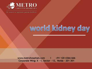 World Transplant Day - Best Hospital Kidney Transplant in India