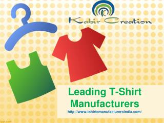 T-Shirt Printing In Delhi,India