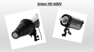 Jinbei HD 600V-linkdelight.com