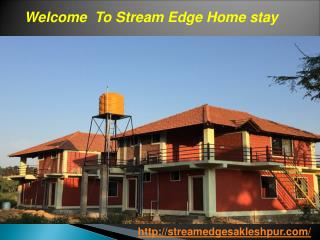 Stream Edge Sakleshpur