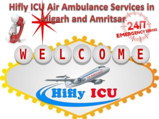 Economical Cost Air Ambulance by Hifly ICU