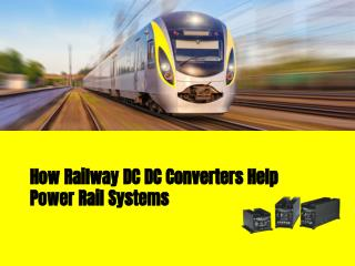 railway dc dc converters| rugged dc dc converter