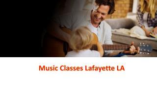 Music Classes Lafayette LA