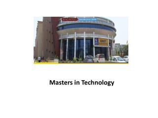 Best M.Tech Engineering Colleges in Greater Noida