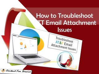 How to Troubleshoot ATT Email Attachment Issues