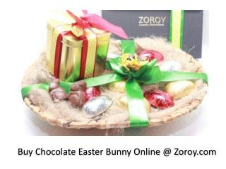 Shop Online Best Chocolate Easter Gifts @ Zoroy