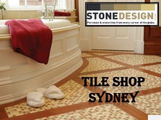 Tile Shop Sydney
