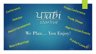 Corporate Events management Company in Chandigarh