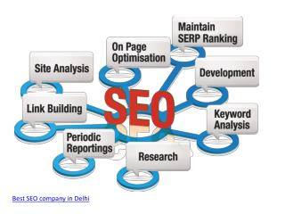 Best SEO company in Delhi, best seo services, search engine optimization