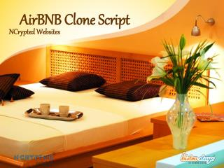 NCrypted Websites Best AirBNB Clone for Online Vacation Rental Business