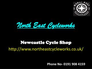 Newcastle Cycle Shop