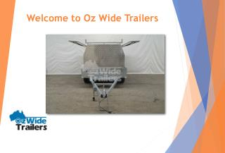 Brisbane Tradesman Trailers