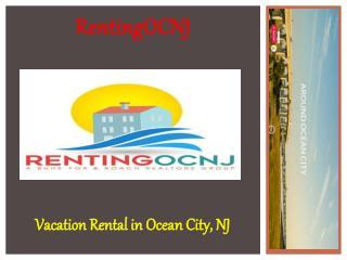 Renting OCNJ