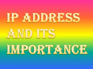 What are IP Addresses Exactly?