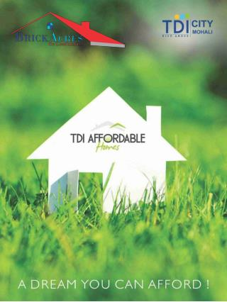 Real Estate in Greater Mohali