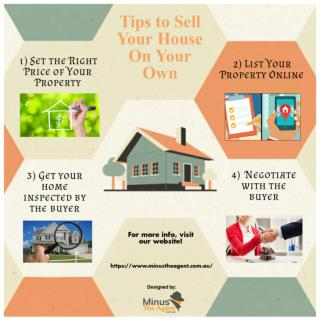Tips to Sell Your House on Your Own