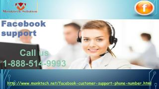 Is Facebook Support truly able 1-888-514-9993?