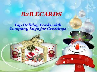 Tips To Follow Before Sending Business Holiday Cards with Logo