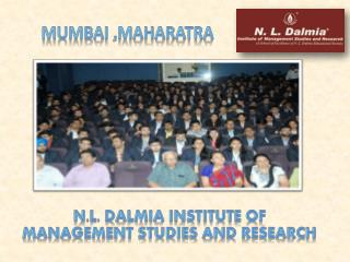 Pursue management from best management institutes in Mumbai