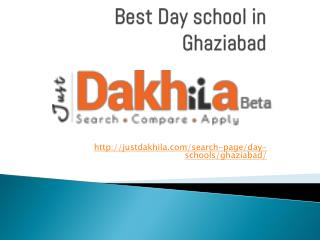 best day schools in ghaziabad