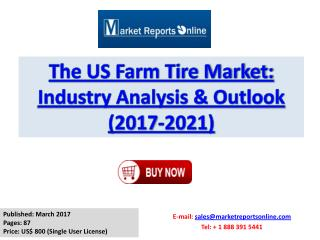 US Farm Tire Industry Research Report 2017-2021