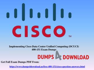 Get Actual Cisco 400-151 Exam Question - Study Material